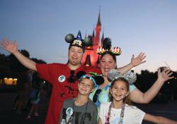 Family at Disney SIZED