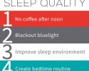 5 Things You Can Do After Lunch to Improve Sleep Quality