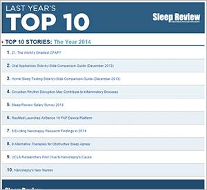 Sleep Review Top 10