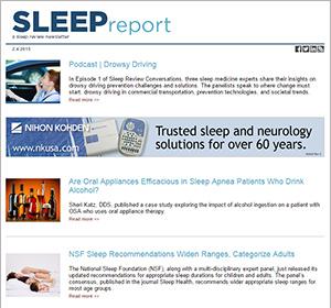 Sleep Report